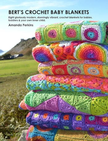 Amanda Perkins Crochet Blankets Logo