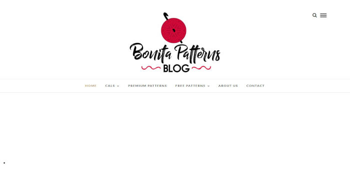 Bonita Patterns Blog