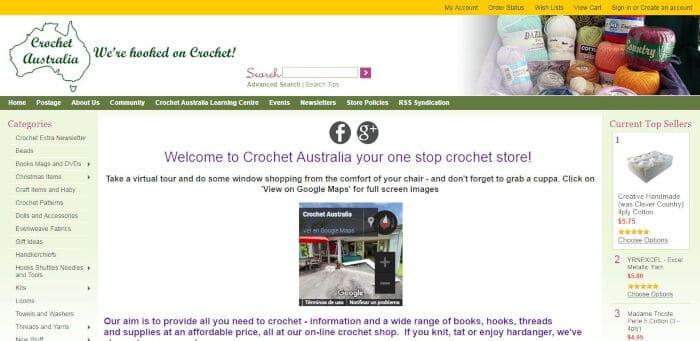 Crochet Australia