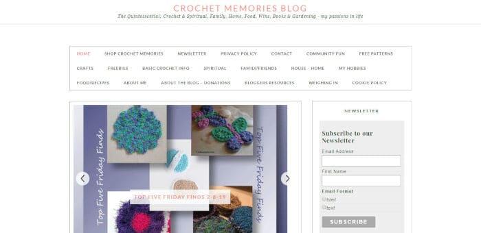 Crochet Memories