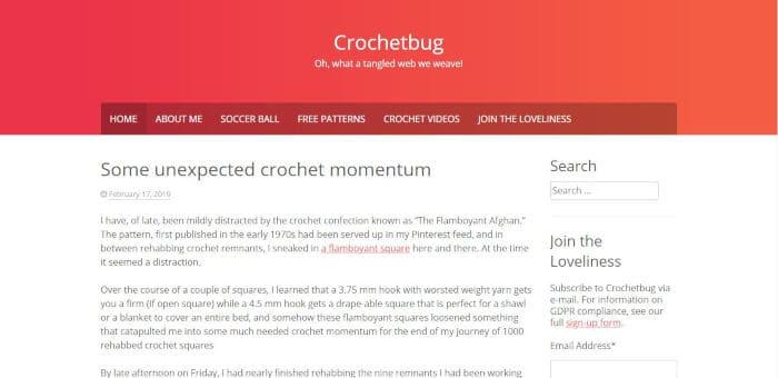 Crochetbug