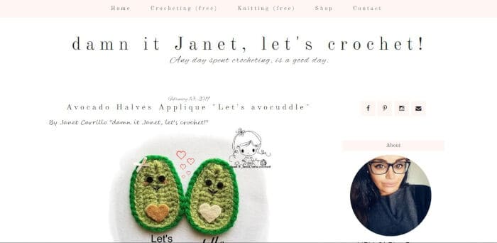 Damn It Janet Lets Crochet
