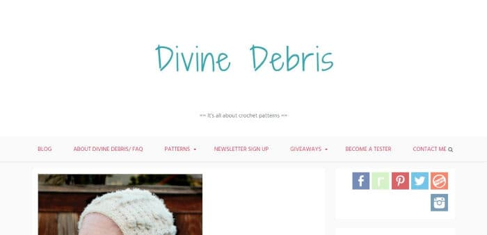 Divine Debris
