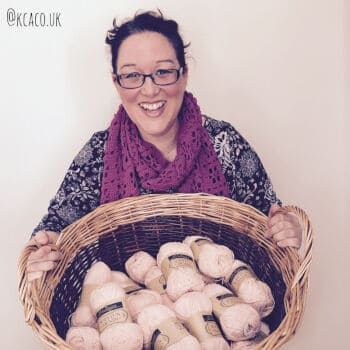 Heather from Keep Calm And Crochet On The UK