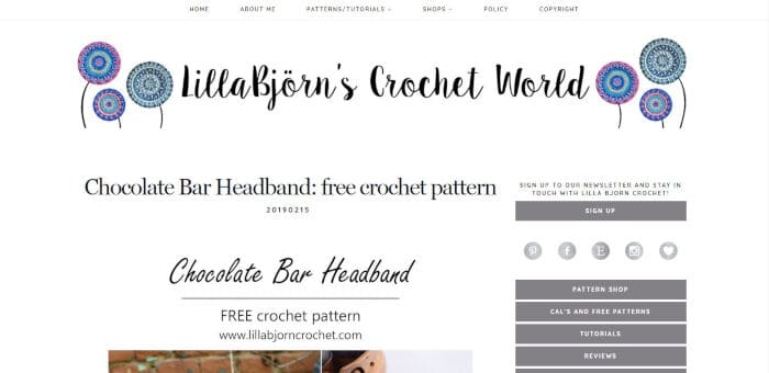 LillaBjörns Crochet World