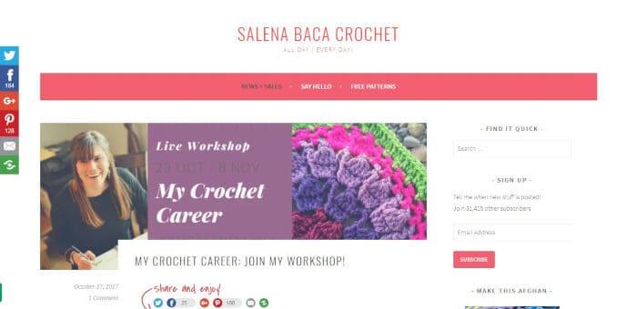 Salena Baca Crochet
