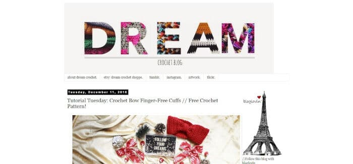 The Dream Crochet Blog
