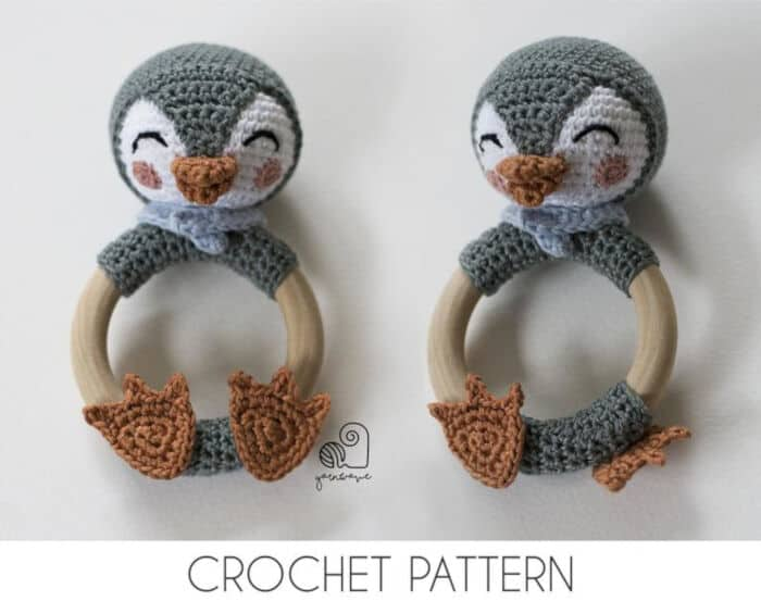 CROCHET PATTERN Peter the Penguin by Etsy