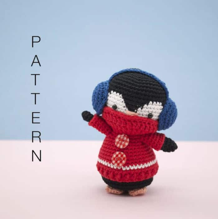 Kenny The Penguin by Etsy