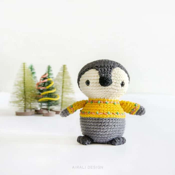 Kobi the Penguin by Ravelry