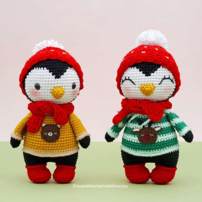 Kuku Penguin by Etsy