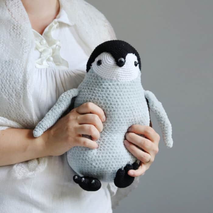 Little Penguin Pip by Etsy