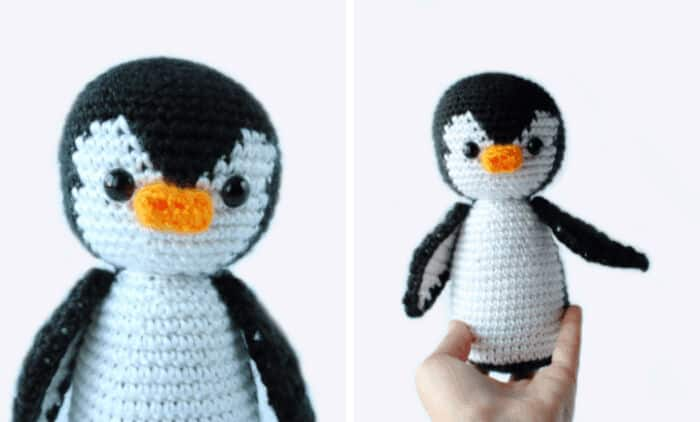 Penelope The Penguin by The Blue Elephants
