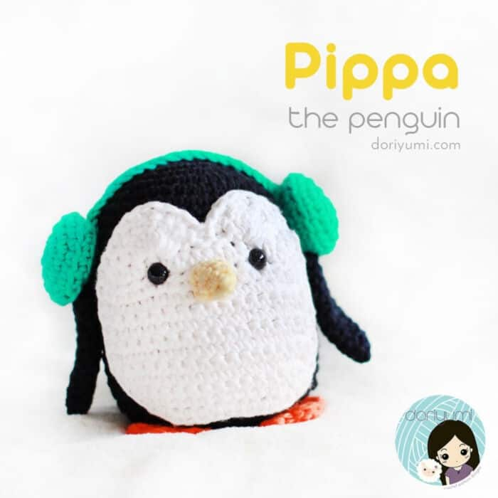 Pippa the Penguin by Doriyumi