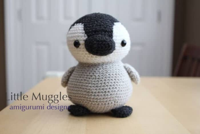 Pippin the Penguin by Etsy
