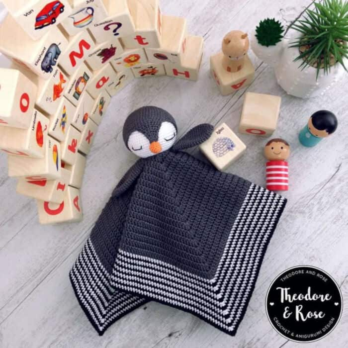 Po The Playful Penguin by Etsy