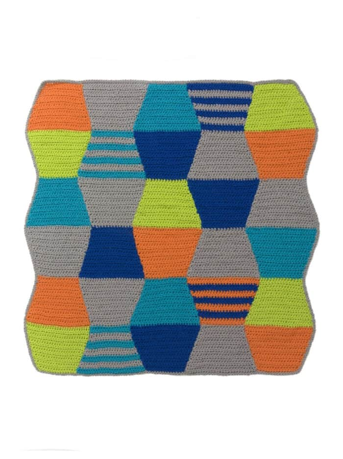 Color-Bright-Baby-Blanket-by-Lion-Brand-Yarn