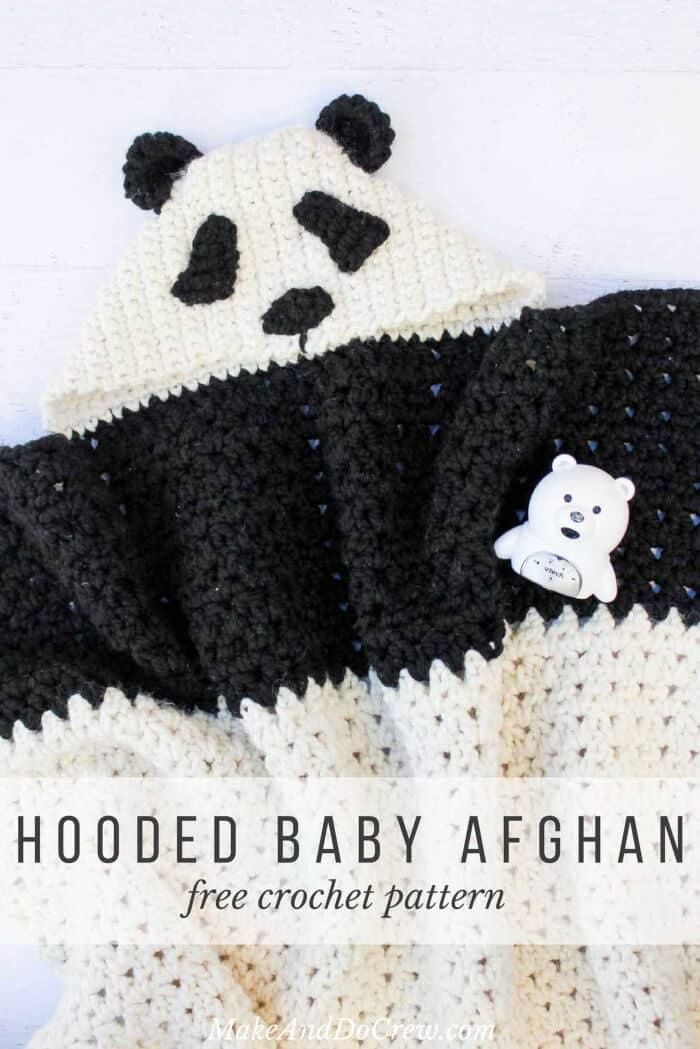 Crochet-Panda-Hooded-Baby-Afghan-by-Make-and-Do-Crew