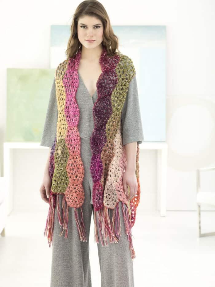 Hexagons-Shawl-Vest-by-Lion-Brand-Yarn