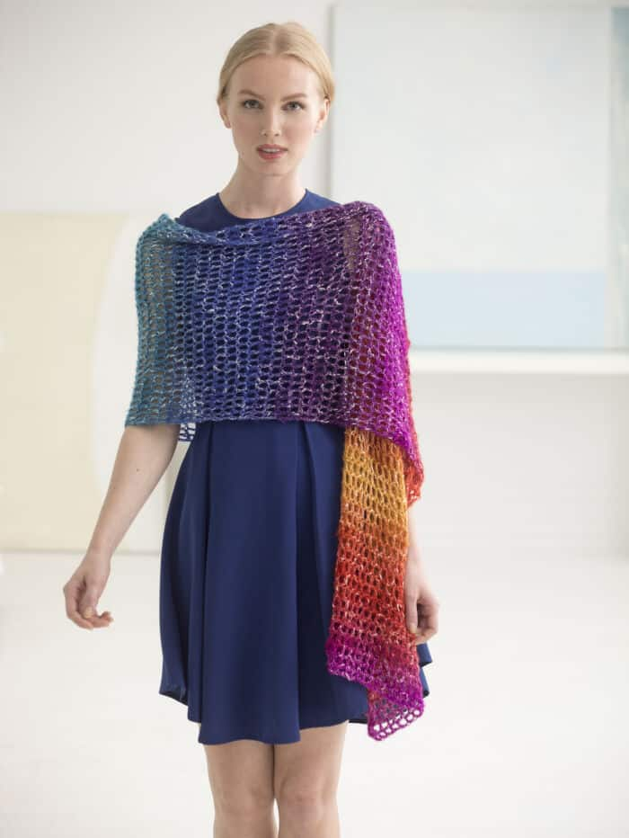 Openwork-Shawl-by-Lion-Brand-Yarn