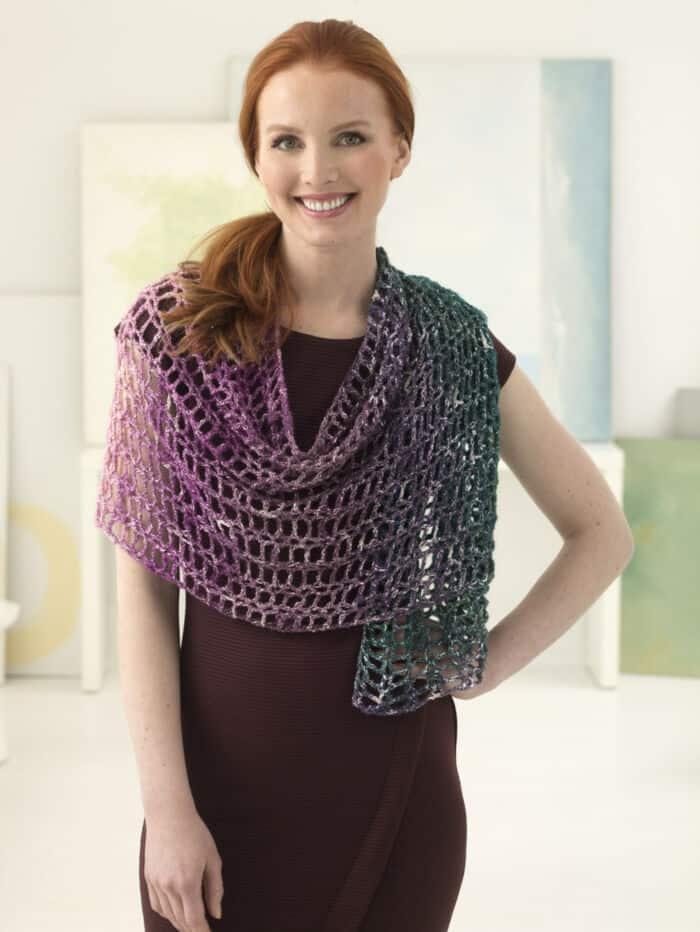 Sparkle-Shawl-by-Lion-Brand-Yarn
