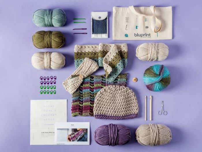 Bluprint Crochet Box