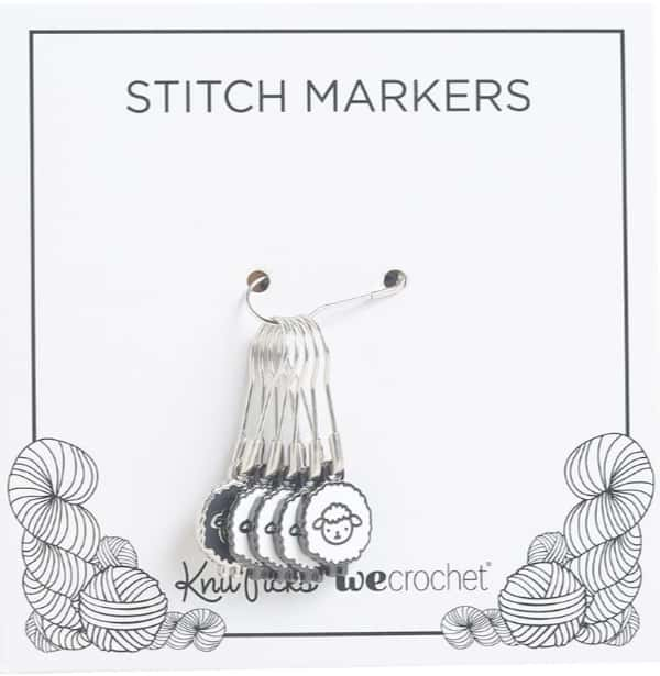 Sheep Stitch Markers We Crochet