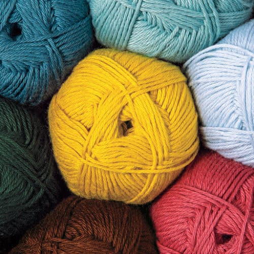 We Crochet Comfy Fingering Yarn