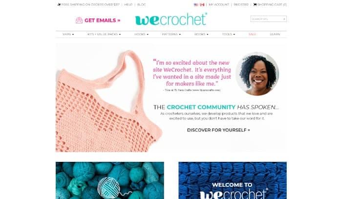 WeCrochet