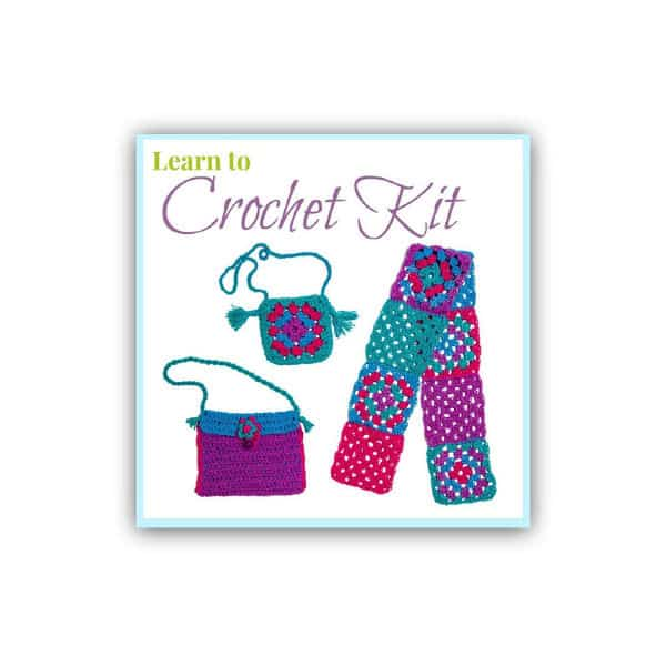 Acorns and Twigs Beginner Crochet Kit