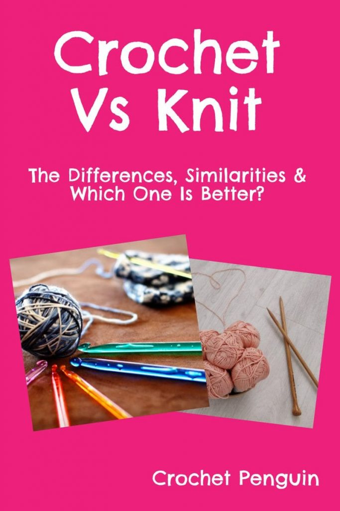 Crochet Vs Knit - Pin To Pinterest For Later