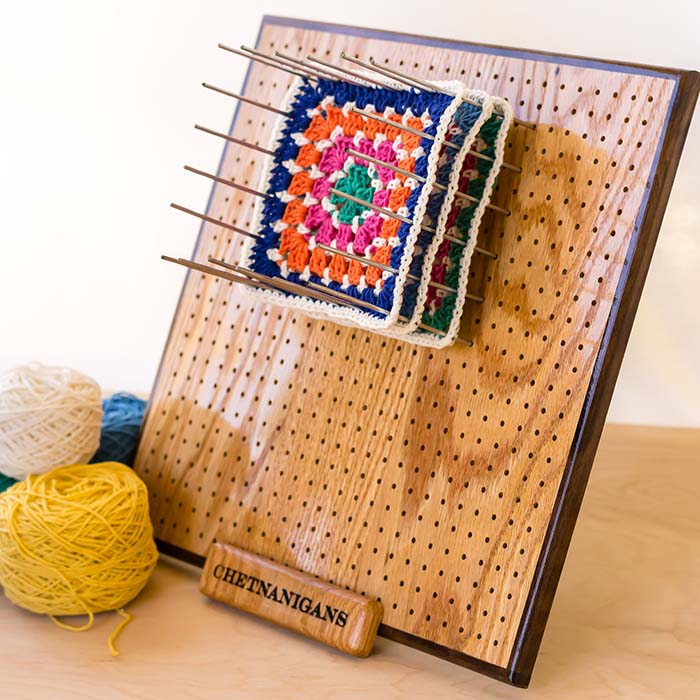 Premier Adjustable Crochet Blocking Board
