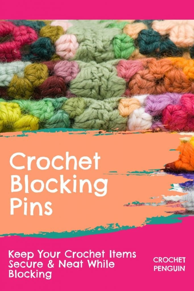 Crochet Blocking Pins Pin