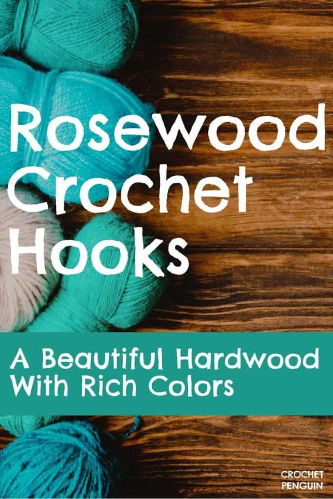 Rosewood Hooks Pin