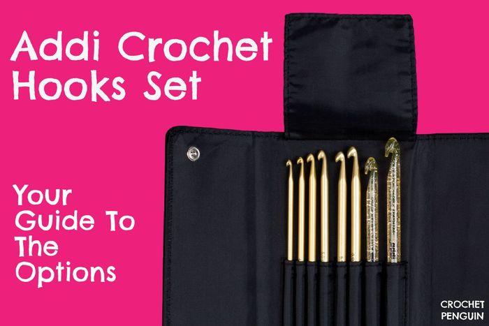 Addi Crochet Hooks Set Feat Img