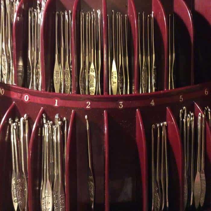 Boye Steel Crochet Hooks Di Vintage Blessings Etsy Store