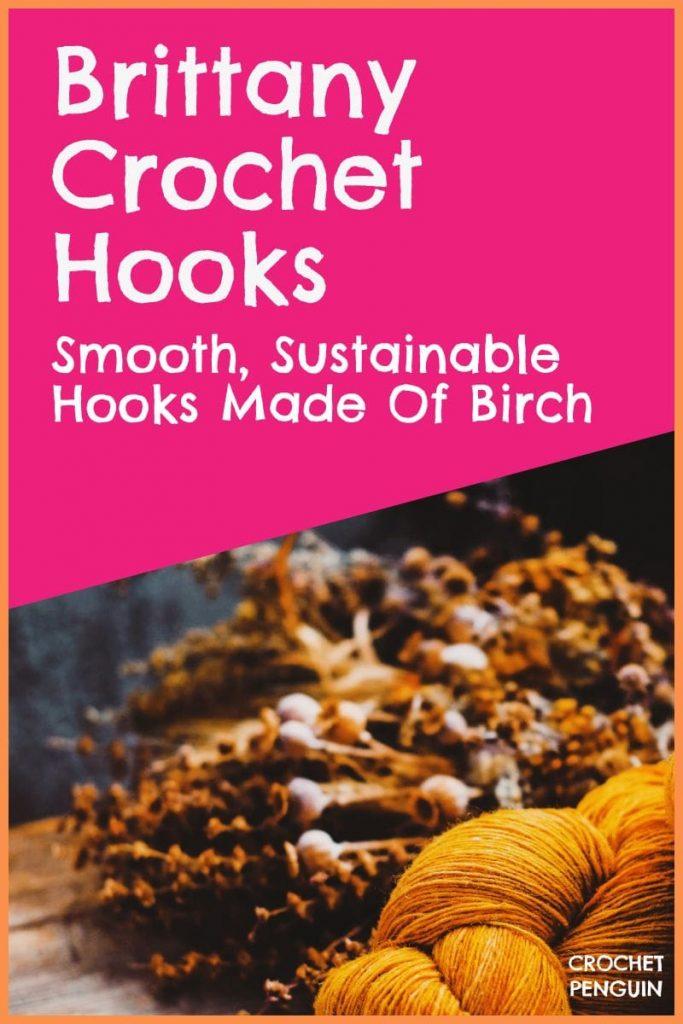 Brittany Hooks Crochet Pin