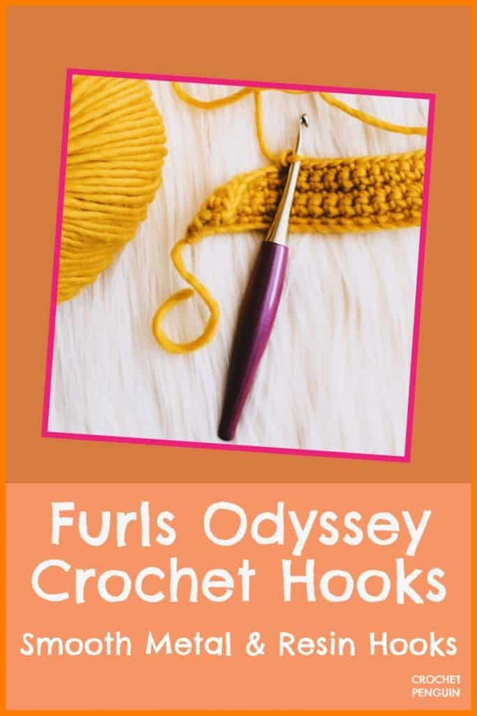Odyssey Hooks Pin