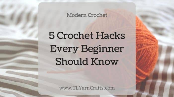 5 Crochet Hacks Every Beginner Should Know By Toni Lipsey - Skillshare
