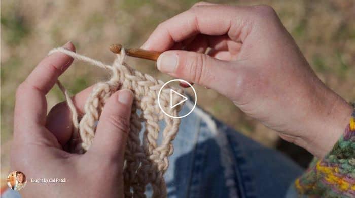 Beginner Crochet By Cal Patch Udemy Class
