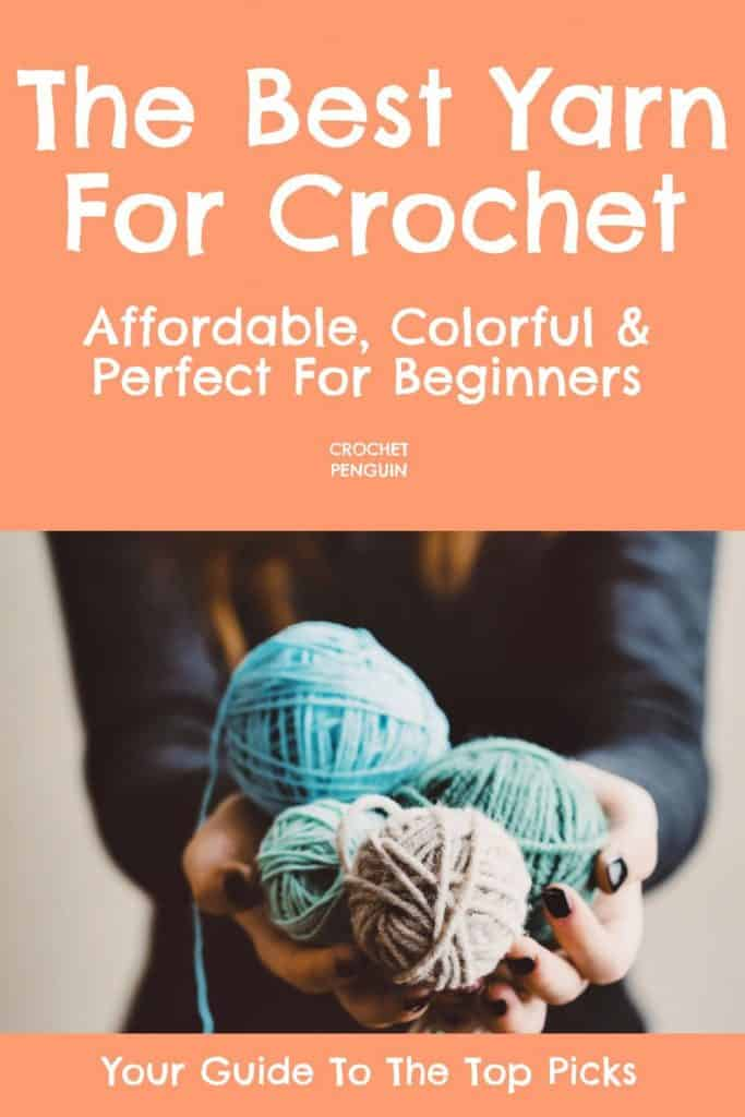 Best Yarn For Crochet Pin