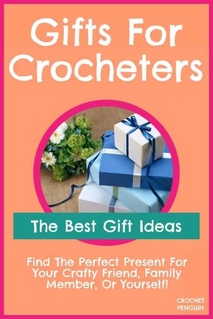 Gifts For Crocheters Pin