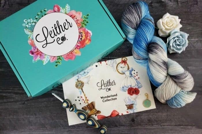 Leither Collection Crochet Subscription Box - Cratejoy