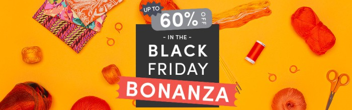 Love Crafts Black Friday Sale Up to 60% Off