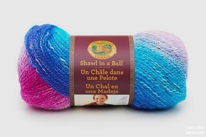 Shawl In A Ball Crochet Patterns  Feat Img