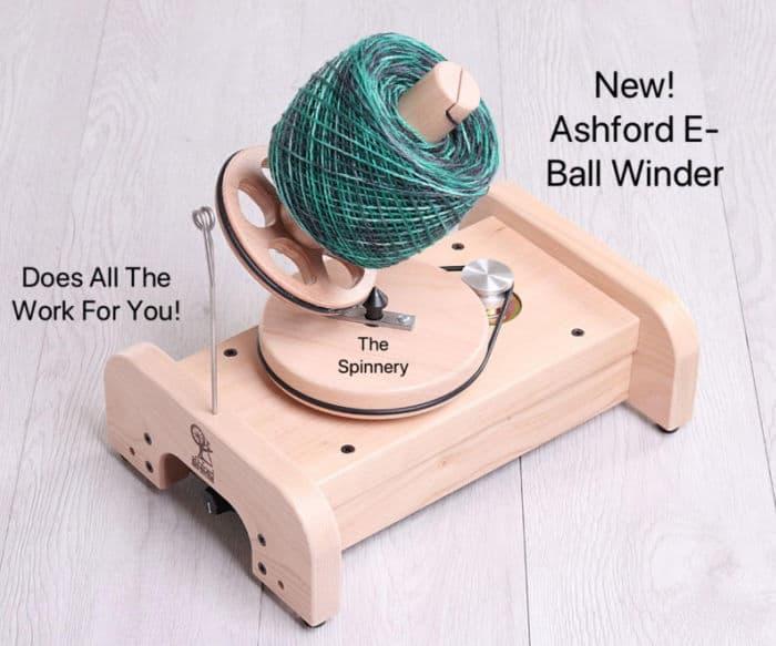 Ashford Electric Yarn Winder The Spinnery Etsy Store