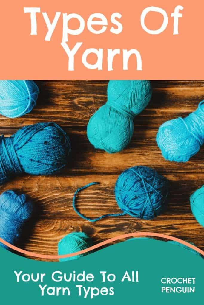 Types Of Yarn Pin
