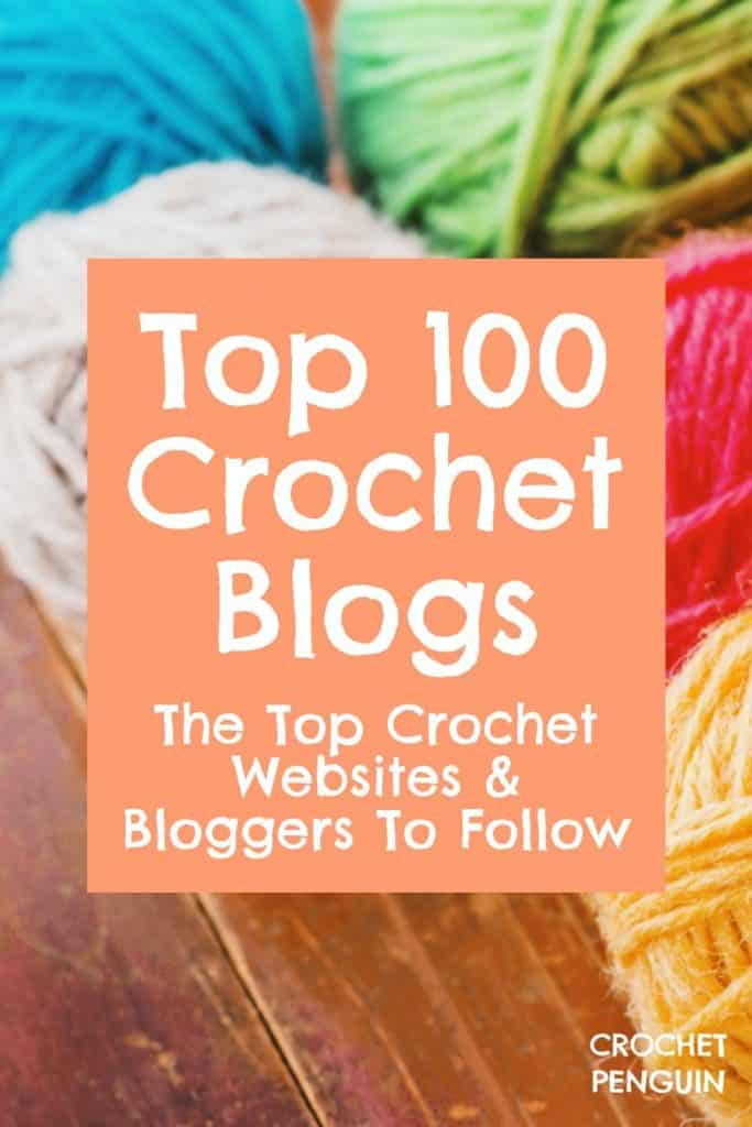 Crochet Blogs Pin