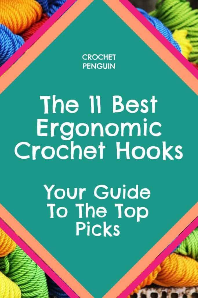 Ergonomic Hooks Pin