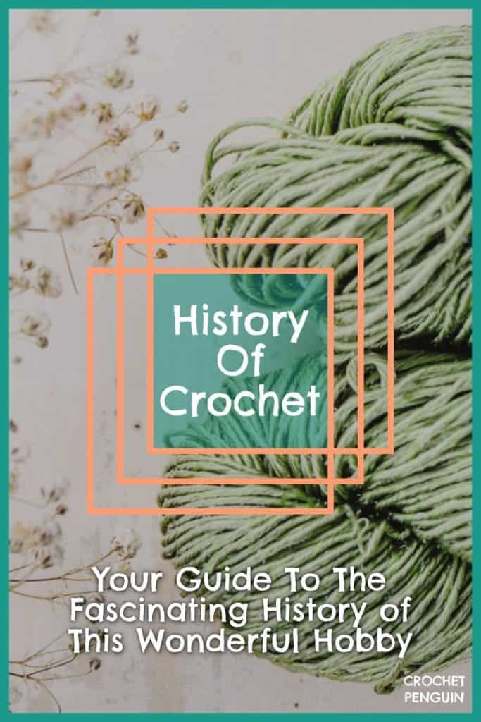 History Of Crochet Pin